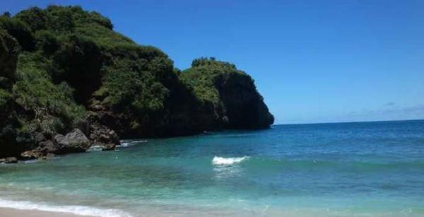 Pantai Krokoh Gunung Kidul Yogyakarta