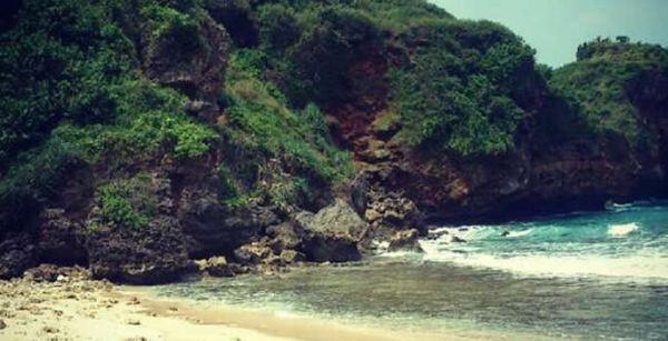Pantai Krokoh Jogja