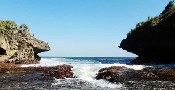 Pantai Sedahan Yogyakarta