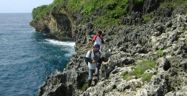 Pantai Sinden Jogja