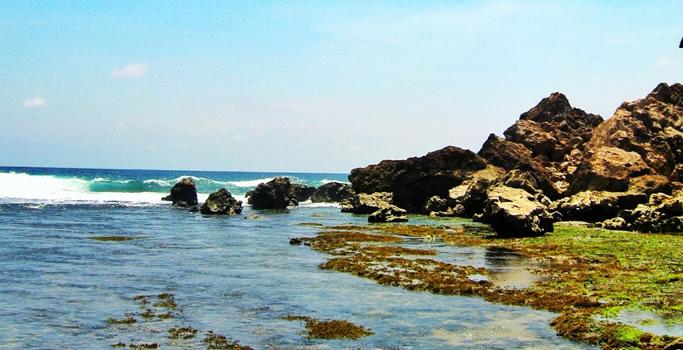Wisata Pantai Torohudan