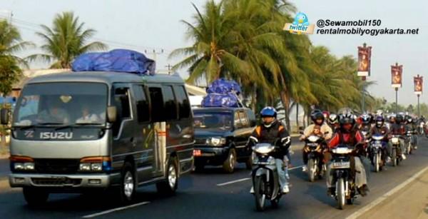 Rental Mobil Jogja Lebaran