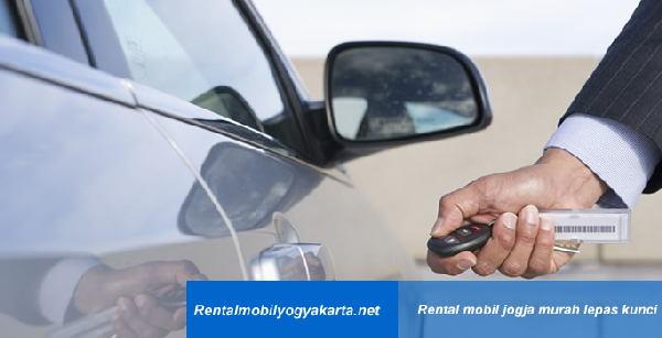 Rental Mobil Jogja Murah Lepas Kunci