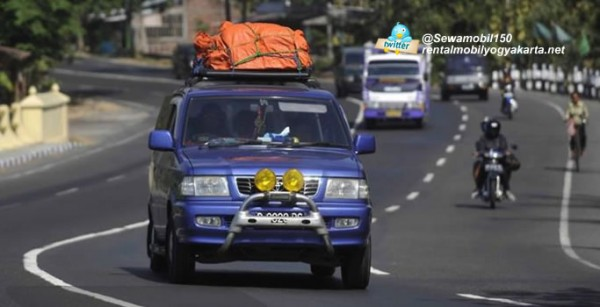 Rental Mobil Jogjakarta Lebaran