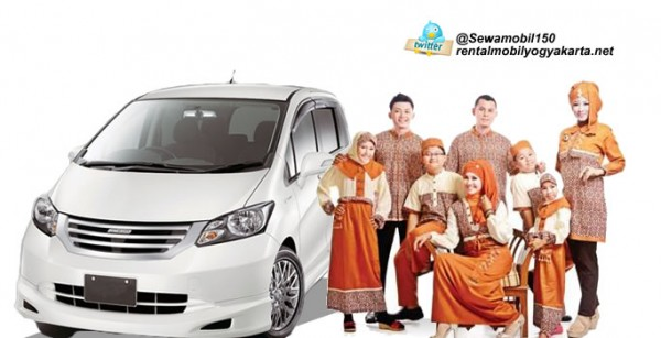 Rental Mobil Yogyakarta Lebaran