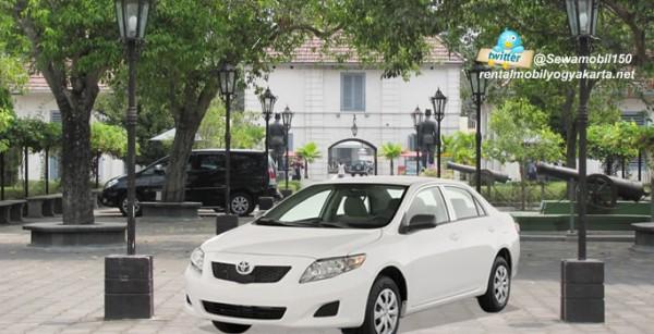 Rental Mobil Yogyakarta Termurah