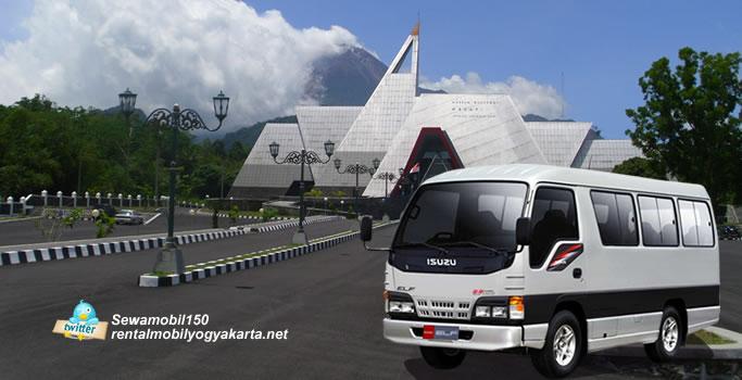 Rental Mobil di Yogyakarta Lepas Kunci