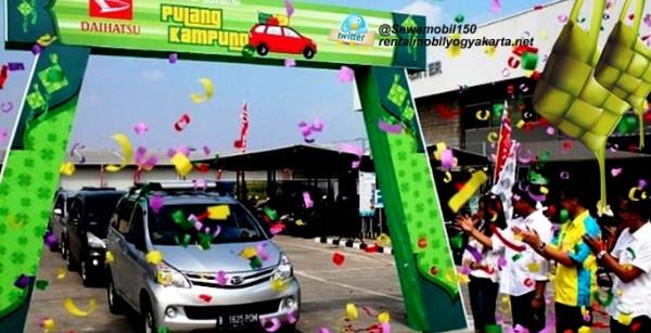 Sewa Mobil Jogjakarta Lebaran