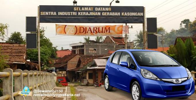Sewa Mobil Matic Yogyakarta