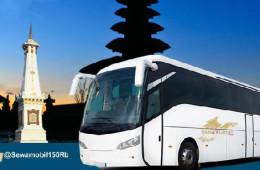 Harga Sewa Bus Yogyakarta Murah Bergaransi