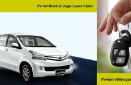 Rental Mobil Yogyakarta Lepas Kunci Tanpa Sopir