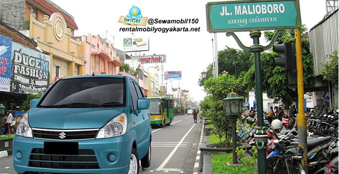 Sewa Mobil Di Yogyakarta Lepas Kunci