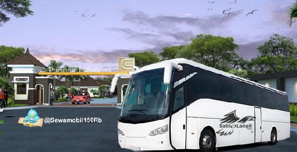 Alamat Bus Pariwisata Jogja