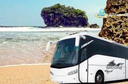 Bus Pariwisata Daerah Jogja Malioboro Stasiun Bandara