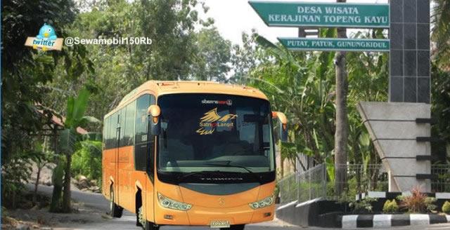 Bus Pariwisata Yogyakarta