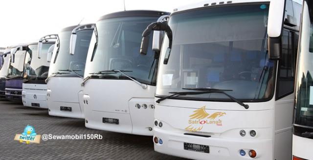 Sewa Bus Di Yogya