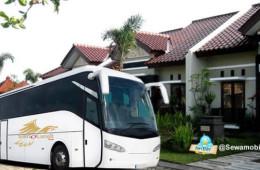 Travel Bus Pariwisata di Jogja Jawa Tengah