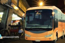 Price List Sewa Bus Pariwisata Jogja 2014 -2015