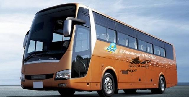 Rental Bus Di Jogja