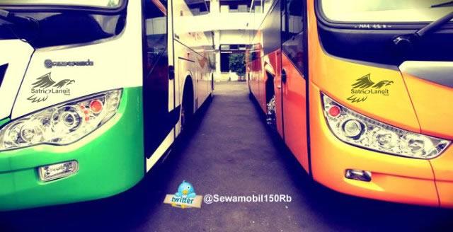 Rental Bus Di Yogyakarta
