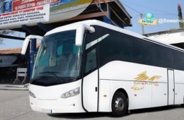 Bus Pariwisata Terbaik di Jogja Bergaransi Nyaman