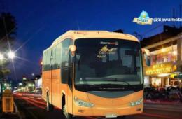 Sewa Bis Yogyakarta Micro Medium Big Bus
