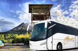 Bus Pariwisata Jogja Jakarta Bandung Banten