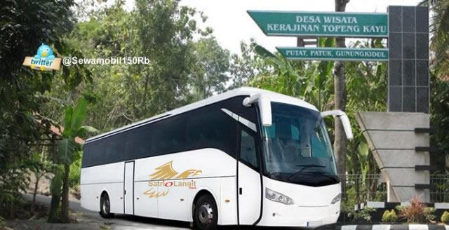Tarif Bus Wisata Jogja