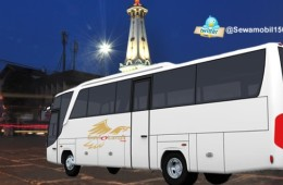 Daftar Tarif Bus Pariwisata Jogja 2014-2015 Terbaru