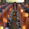 Interior Bus Pariwisata Jogja