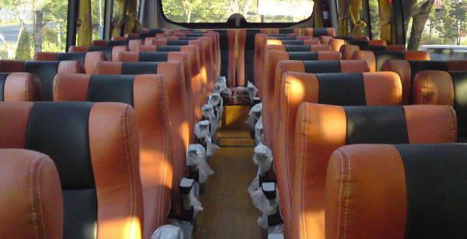 set bus pariwisata