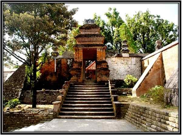 Makam Raja Kotagede Yogyakarta