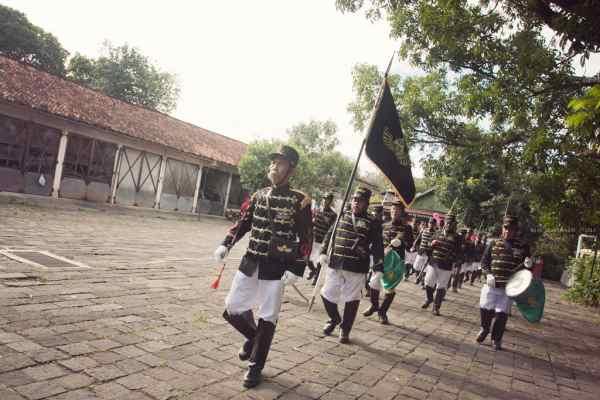Pakualaman Di Yogyakarta