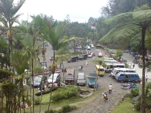 Wisata Kaliurang Jogja