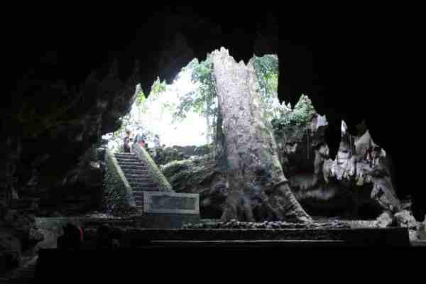 Rancang Kencono Cave