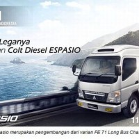 Sewa Espasio Jogja : Mobil Mitsubishi 18 – 20 Kursi 2020 No ratings yet.