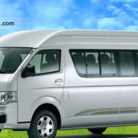 Sewa Hiace Jogja Murah : Harga Rp.75Rb Commuter 17 Kursi 2020 5/5 (10)