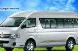 Sewa Hiace Jogja Murah : Harga Rp.75Rb Commuter 17 Kursi 2020
