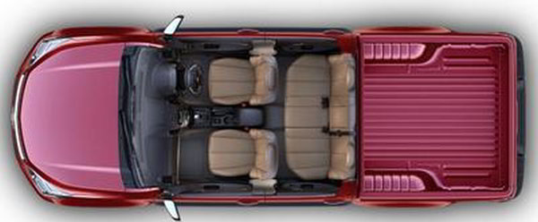 Sewa Mobil Chevrolet Colorado Jogja Indonesia