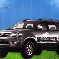 Sewa Mobil Fortuner Jogja Solo Semarang Magelang 4×4 WD Manual Matik 4.2/5 (5)