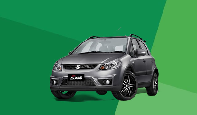 Suzuki X-Over