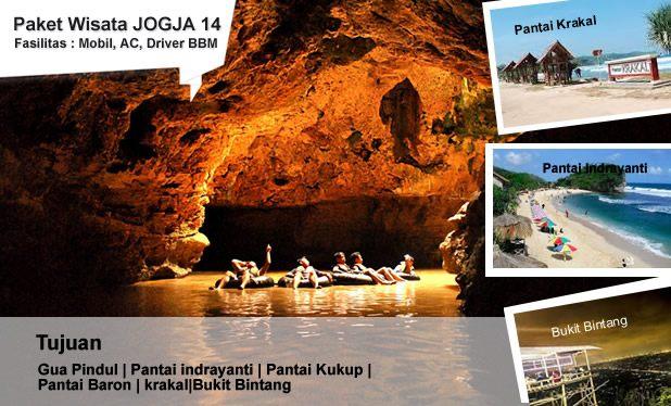 paket wisata gua pindul