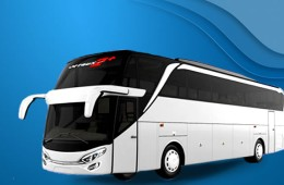 Sewa Bus SHD Jogja: Bus Double Class