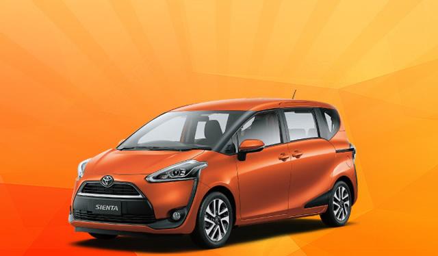 Telah Hadir Produk Toyota Sienta Release Terbaru Di Tahun 2016