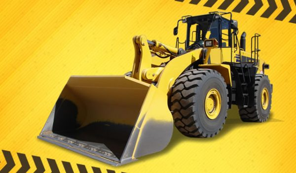 Sewa Wheel loader jogja