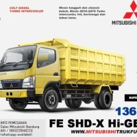 Mengenal Truk Colt Diesel FE SHD-X HIGH-GEAR			No ratings yet.