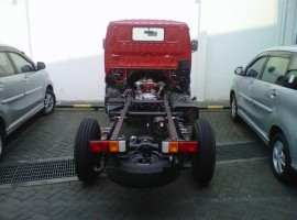 Mengenal Truk Toyota Dyna130 Xpress