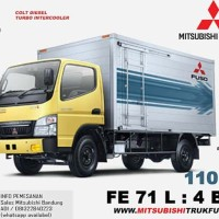 Mengenal Truk Colt Diesel FE 71 L			No ratings yet.