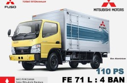 Mengenal Truk Colt Diesel FE 71 L