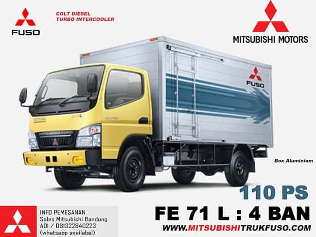 Truk Colt Diesel FE 71 L